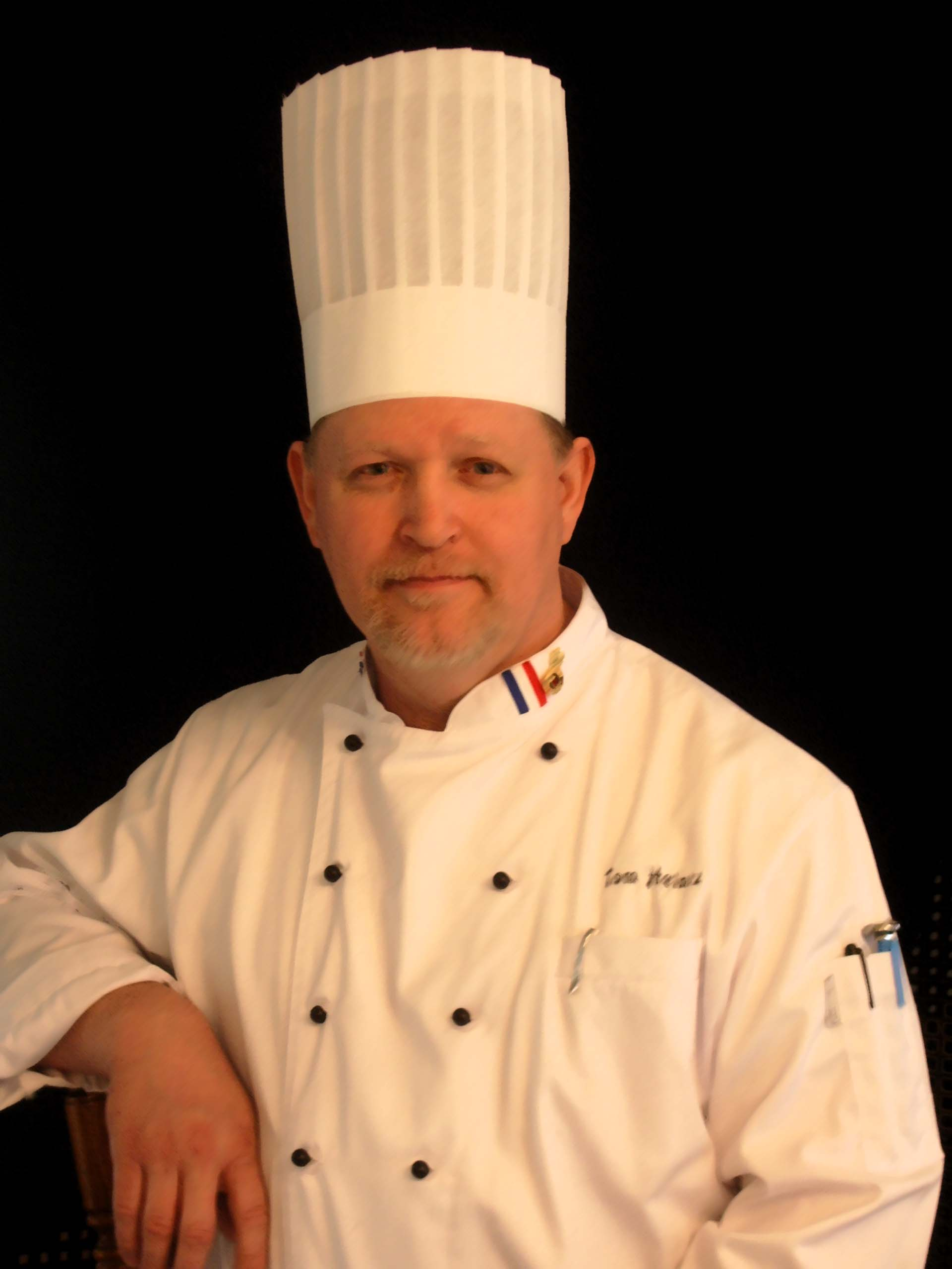 Chef Tom Heintz